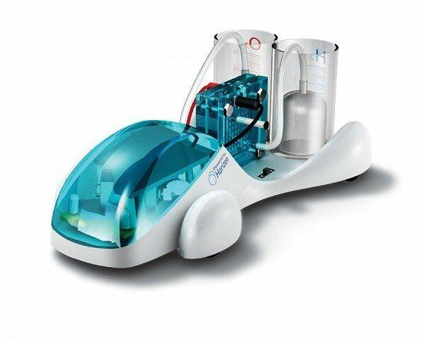 Hydrocar - auto napędzane wodorem