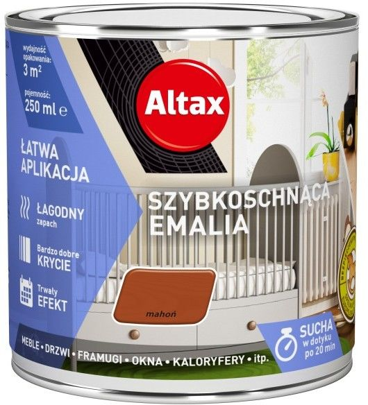 Emalia Altax Akryl