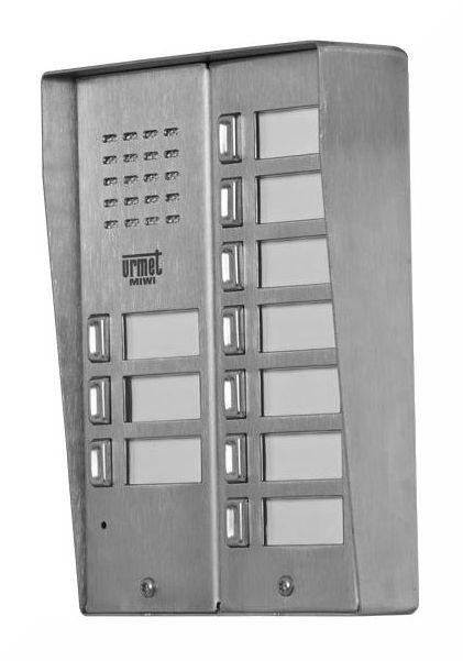 Panel wywoławczy 5025/10D MIWI-URMET