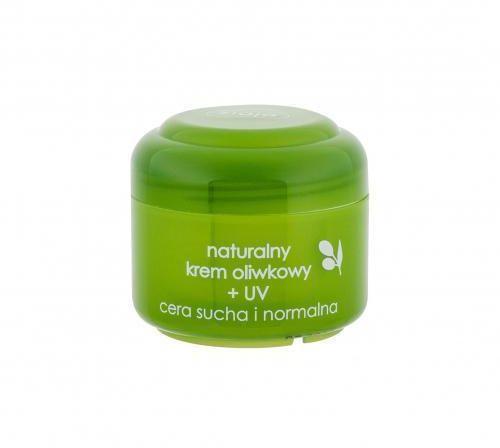 Ziaja Natural Olive +UV krem do twarzy na dzień 50 ml dla kobiet