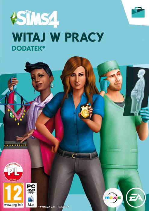 The Sims 4 Witaj w pracy - Klucz aktywacyjny Origin Automatyczna wysyłka w ciągu 5 minut 24/7!