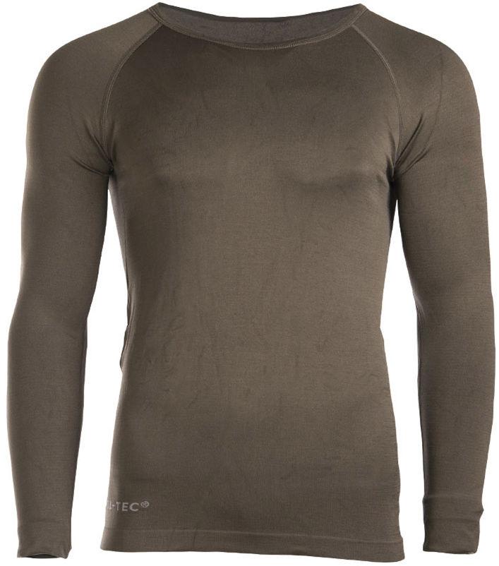 Koszulka Termoaktywna Mil-Tec D/R Zielony OD 11233001 (6781) SP