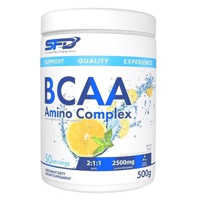 BCAA Amino Complex 500g