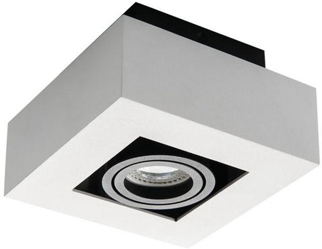Oprawa sufitowa punktowa GU10 50W STOBI DLP 50-W biała 26831