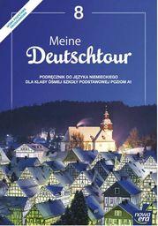 Język niemiecki meine deutschtour podręcznik dla klasy 8 szkoły podstawowej 71622 838/2/2018 ZAKŁADKA DO KSIĄŻEK GRATIS DO KAŻDEGO ZAMÓWIENIA