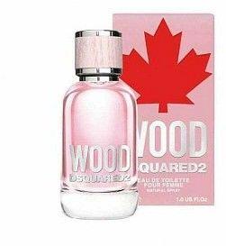 Dsquared2 Wood Pour Femme woda toaletowa dla kobiet 100 ml