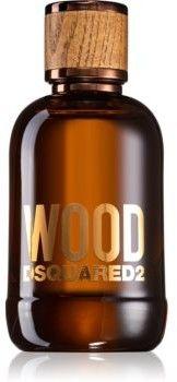 Dsquared2 Wood Pour Homme woda toaletowa dla mężczyzn 100 ml