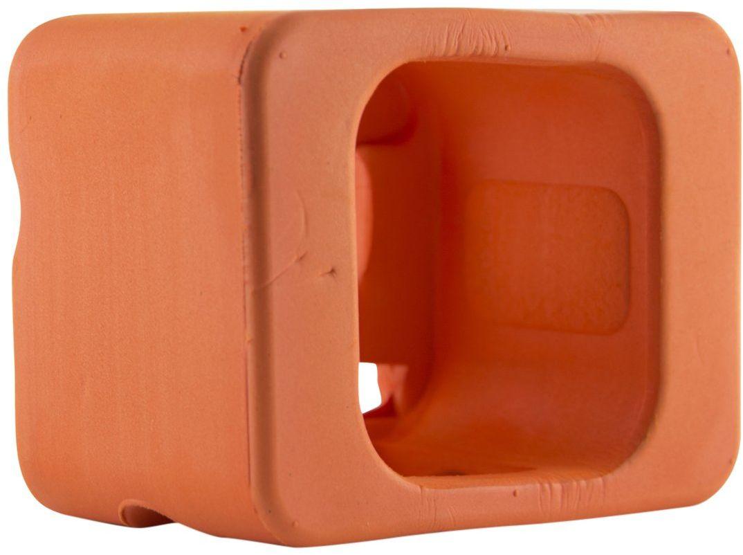 KSIX bxgo28 etui ochronne z gąbki Float do Go Pro Hero 5, pomarańczowe