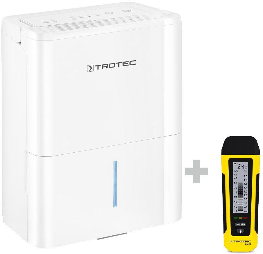 Osuszacz powietrza TTK 32 E + Miernik wilgotności BM22