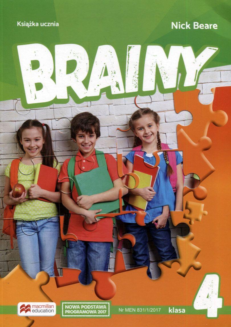 Język angielski Brainy SP kl. 4 podręcznik