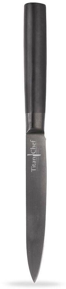 Nóż kuchenny stalowo-tytanowy TITAN CHEF 12,5cm