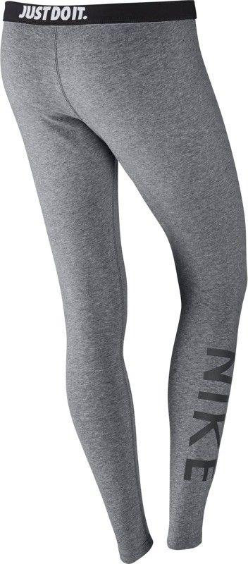 legginsy sportowe damskie NIKE LEG-A-SEE LEGGING / 804054-091