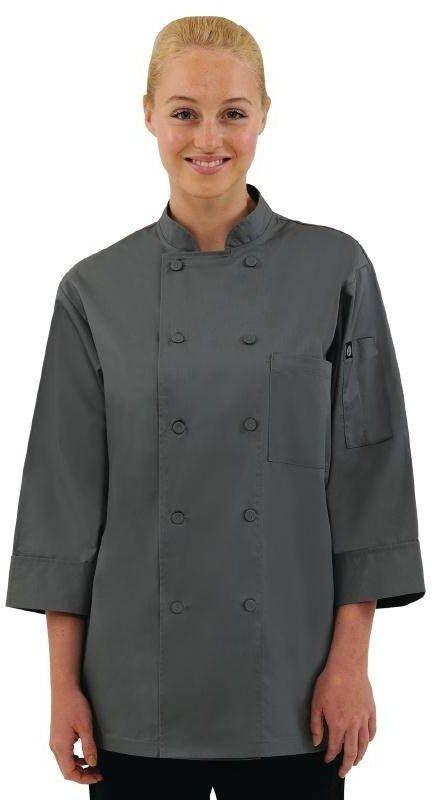 Koszula kucharska szara różne rozmiary