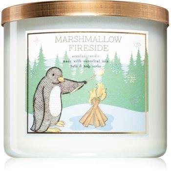 Bath & Body Works Marshmallow Fireside świeczka zapachowa 411 g