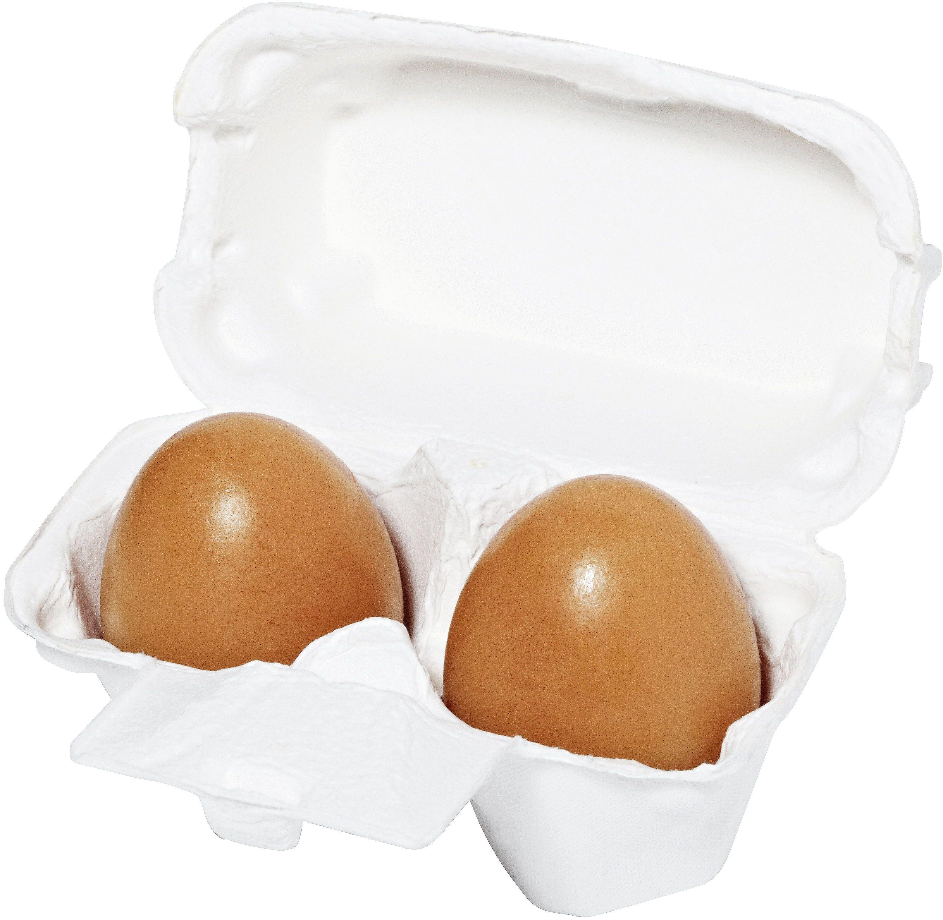 Red Clay Egg Soap Mydło do twarzy 2 x 50 g