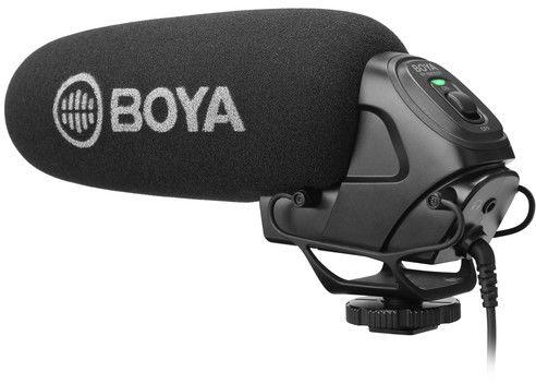 BOYA BY-BM3032 - mikrofon koroidalny BOYA BY-BM3032