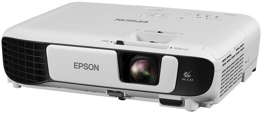 Projektor Epson EB-W42 3LCD WXGA 3600ANSI 15.000:1 VGA HDMI