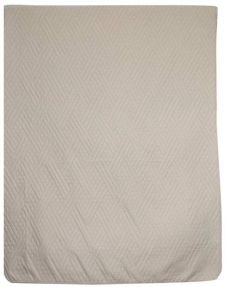 Narzuta Boni beżowa 200 x 220 cm