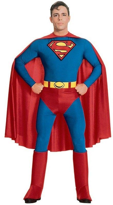 Strój,Przebranie,Kostium Superman,Second Skin