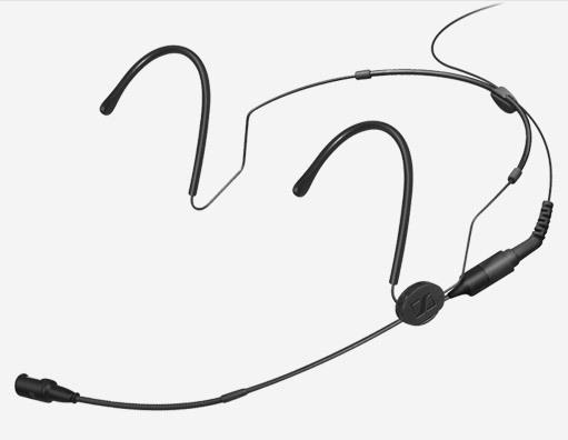 Sennheiser HSP4-EW - mikrofon nagłowny kolor czarny Sennheiser HSP4-EW - mikrofon nagłowny HSP 4-EW