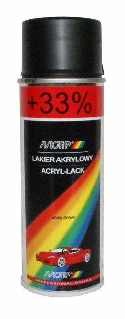 Lakier akrylowy L 90W Motip 150 ml biały