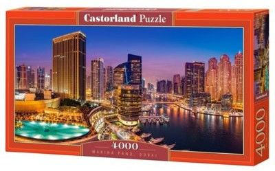 Puzzle Castor 4000 - Marina Pano, Dubai