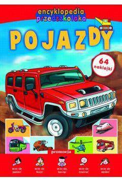 Pojazdy Encyklopedia.przedszkolaka
