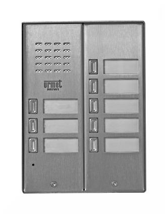 Panel wywoławczy 5025/8D MIWI-URMET