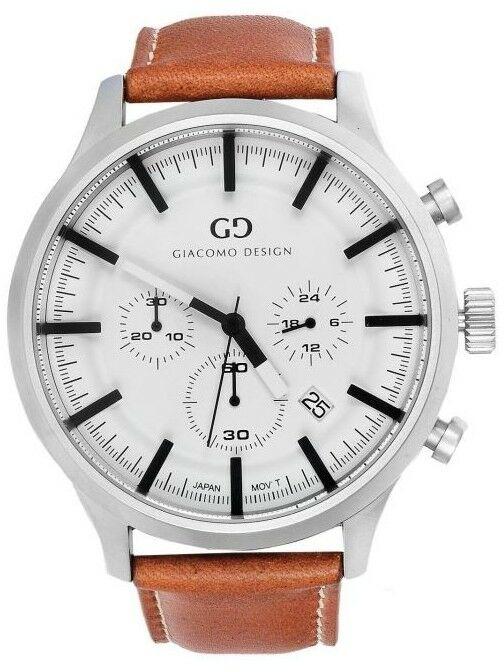 Zegarek GIACOMO DESIGN Classico GD01003