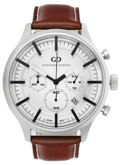 Zegarek GIACOMO DESIGN Classico GD01004