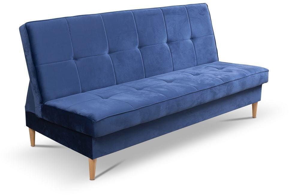 Wersalka sofa rozkładana Alice w stylu skandynawskim