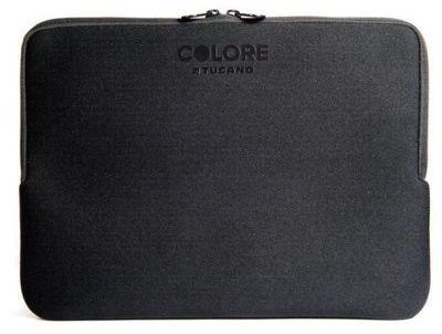 Etui na laptopa TUCANO Colore 15.6 cali Czarny