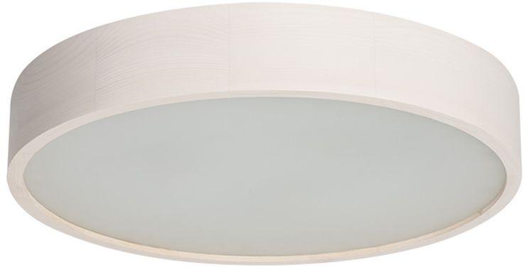 Plafoniera 3x60W E27 JASMIN 470-W biały dąb 23125