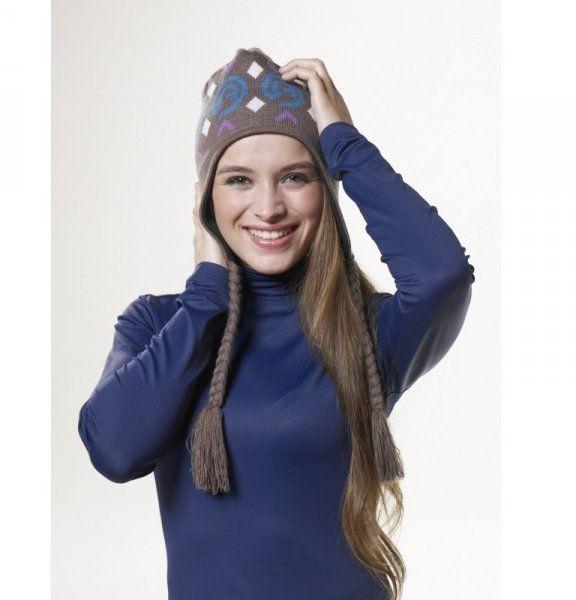 Komplet czapka zimowa + szalik ANKY