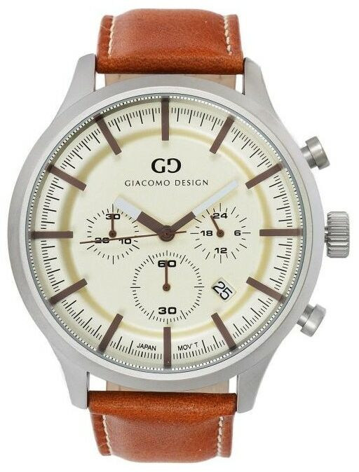 Zegarek GIACOMO DESIGN Classico GD01005