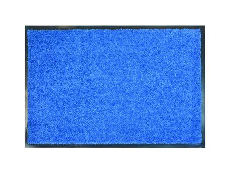 Wycieraczka podgumowana CLEAN niebieski 40x60 cm