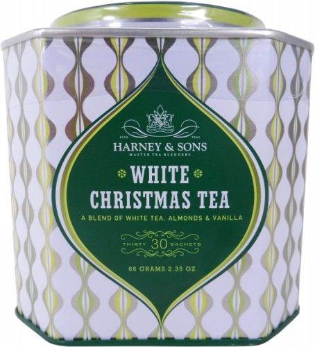 Herbata Harney & Sons White Christmas Tea, puszka saszetki 30 szt