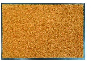 Wycieraczka podgumowana CLEAN pomarańczowy 40x60 cm