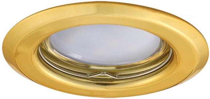 Oprawa punktowa ARGUS CT-2114-G złota 00300