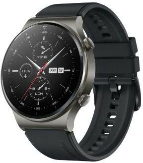 Huawei WATCH GT 2 Pro (czarny) - Kup na Raty - RRSO 0%