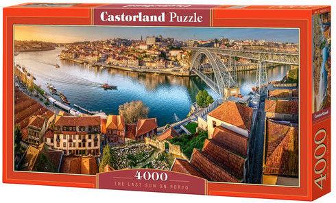 Puzzle Castor 4000 - The Last Sun on Porto