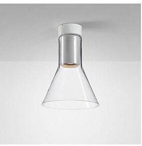 Plafon Modern Glass Flared GU10 TP 40402 Aqform