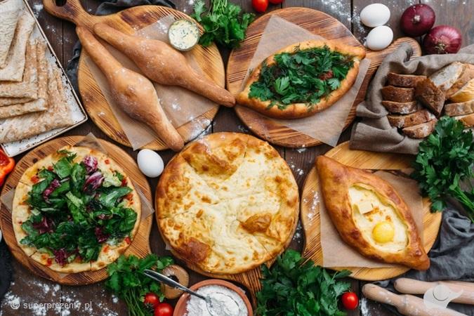 Warsztaty kuchni gruzińskiej w Warszawie