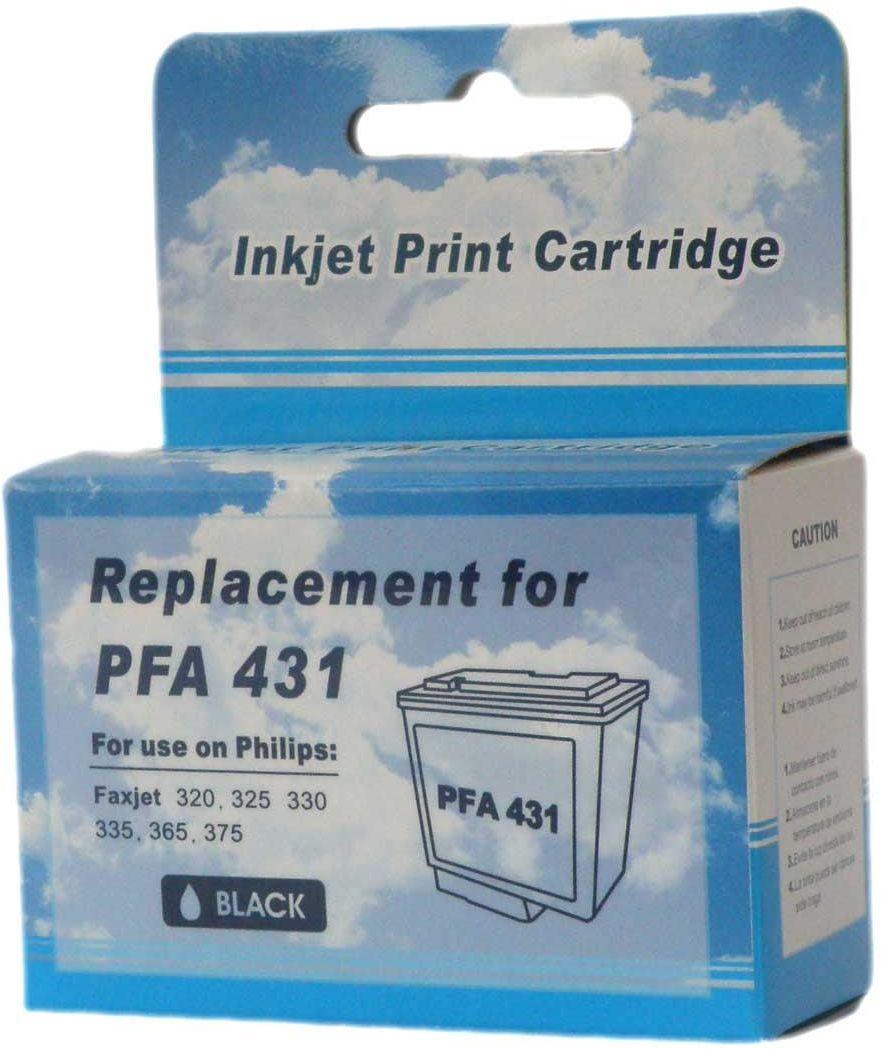 Tusz JWI-PFA431BN Czarny do drukarek Philips (Zamiennik Philips PFA431) [20ml]