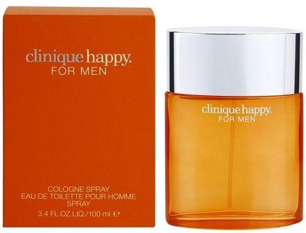 Clinique Happy For Men woda toaletowa - 100ml Do każdego zamówienia upominek gratis.
