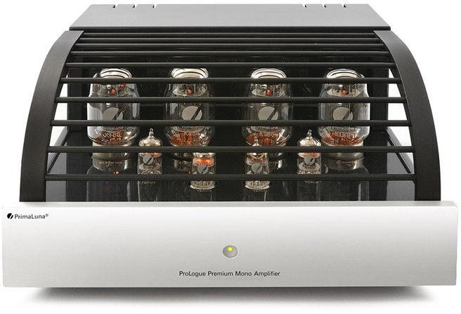 PrimaLuna ProLogue Premium silver - Lampowy wzmacniacz mocy z przełącznikiem trybu stereo/mono +9 sklepów - przyjdź przetestuj lub zamów online+