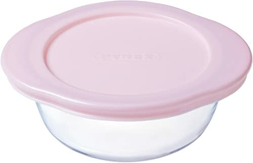 My First Pyrex Food Container Round 350 ml