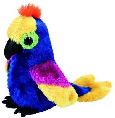 TY Pupilki Beanie Boos papuga Wynnie 15cm