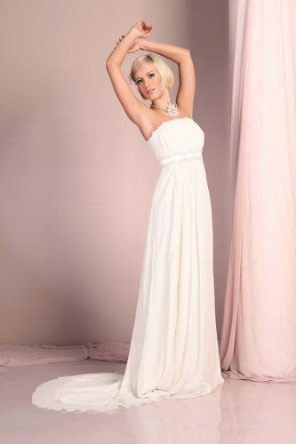 FSS546 Suknie Ślubne Suknia EKRI