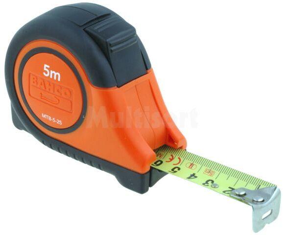 Taśma pomiarowa zwijana 5m/25mm BAHCO MTB-5-25